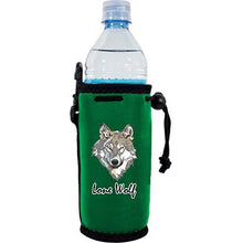 Load image into Gallery viewer, Lone Wolf Water Bottle Coolie
