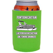 Load image into Gallery viewer, Pontoon Captain Full Bottom Can Coolie