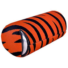 Load image into Gallery viewer, Tiger Stripes Pattern 16 oz. Can Coolie