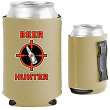 Load image into Gallery viewer, Beer Hunter Magnetic Can Coolie