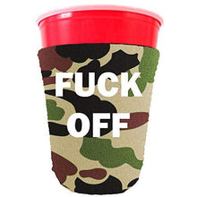 Load image into Gallery viewer, Fuck Off Solo Cup Coolie