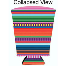 Load image into Gallery viewer, Serape Pattern Pint Glass Coolie