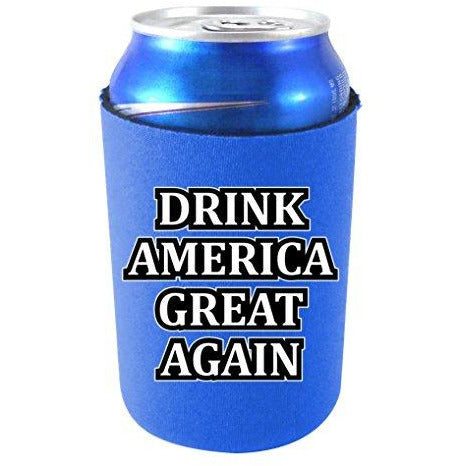 Drink America Great Again Can Coolie