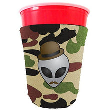 Load image into Gallery viewer, Alien in Disguise Party Cup Coolie