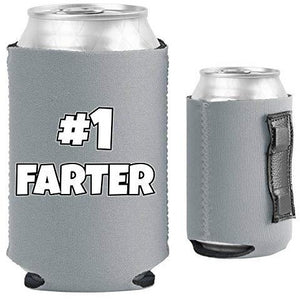 #1 Farter Magnetic Can Coolie