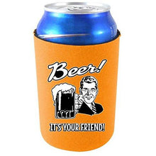 Load image into Gallery viewer, Beer! It's Your Friend! Can Coolie