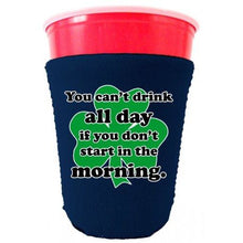 Load image into Gallery viewer, Drink All Day Party Cup Coolie