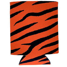 Load image into Gallery viewer, Tiger Stripes Pattern Can Coolie