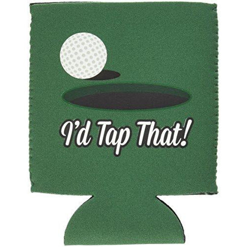 I'd Tap That Golf Can Coolie