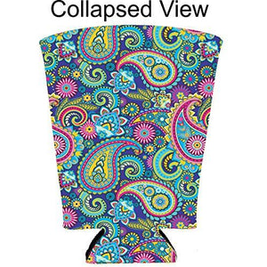 Paisley Pattern Pint Coolie