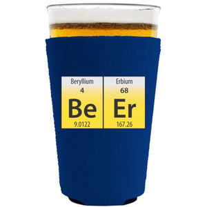 Beer Elements Pint Glass Coolie