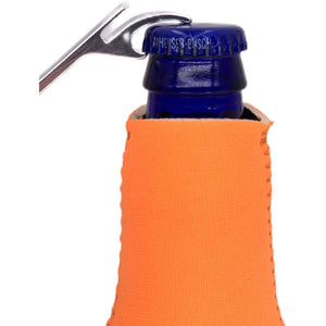 Middle Finger Beer Bottle Coolie With Opener