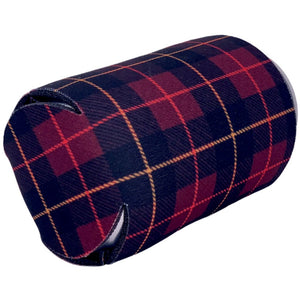 Flannel Plaid Pattern Can Coolie