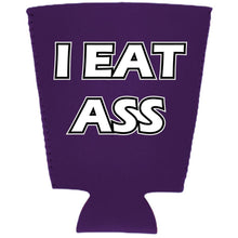 Load image into Gallery viewer, I Eat Ass Pint Glass Coolie