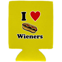 Load image into Gallery viewer, I Love Wieners Can Coolie