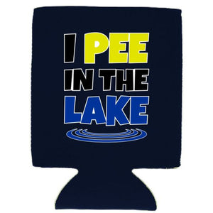 I Pee In The Lake Can Coolie