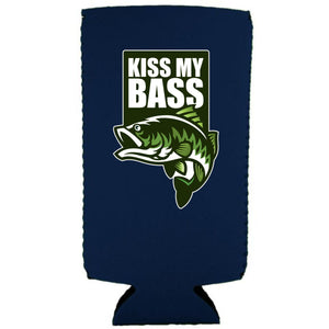 Kiss My Bass Slim Can Coolie