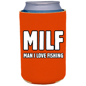 MILF, Man I Love Fishing Can Coolie