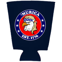 Load image into Gallery viewer, Murica 1776 Pint Glass Coolie