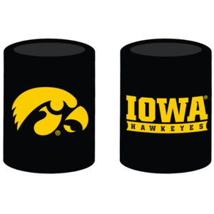 "NCAA Thick Foam""Old School"" Grip-It Can Coolie"
