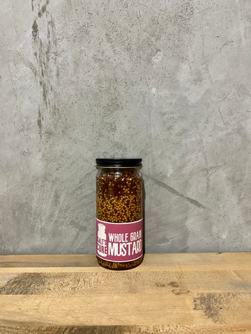 Whole Grain Mustard 8 oz