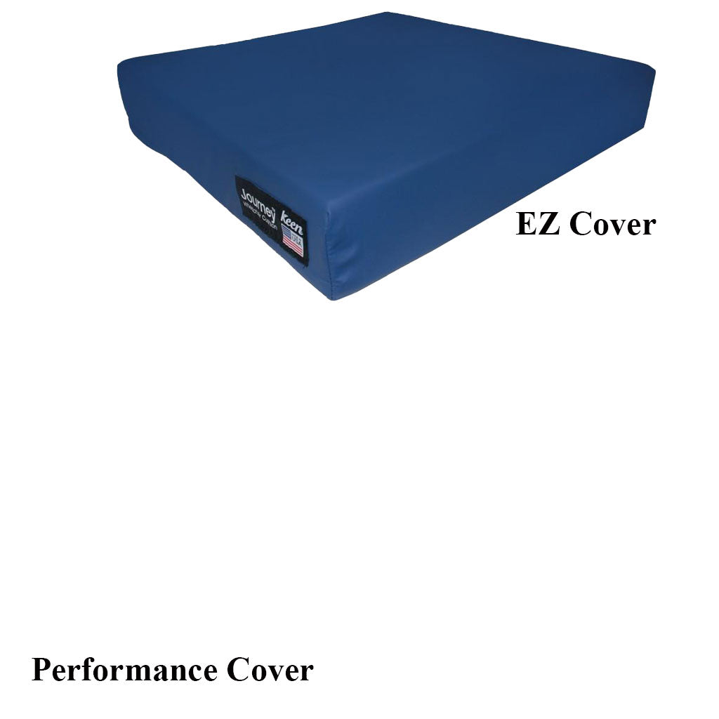 Keen Bariatric Journey Cushion Cover Made in USA EZ Cover and Performance Cover
