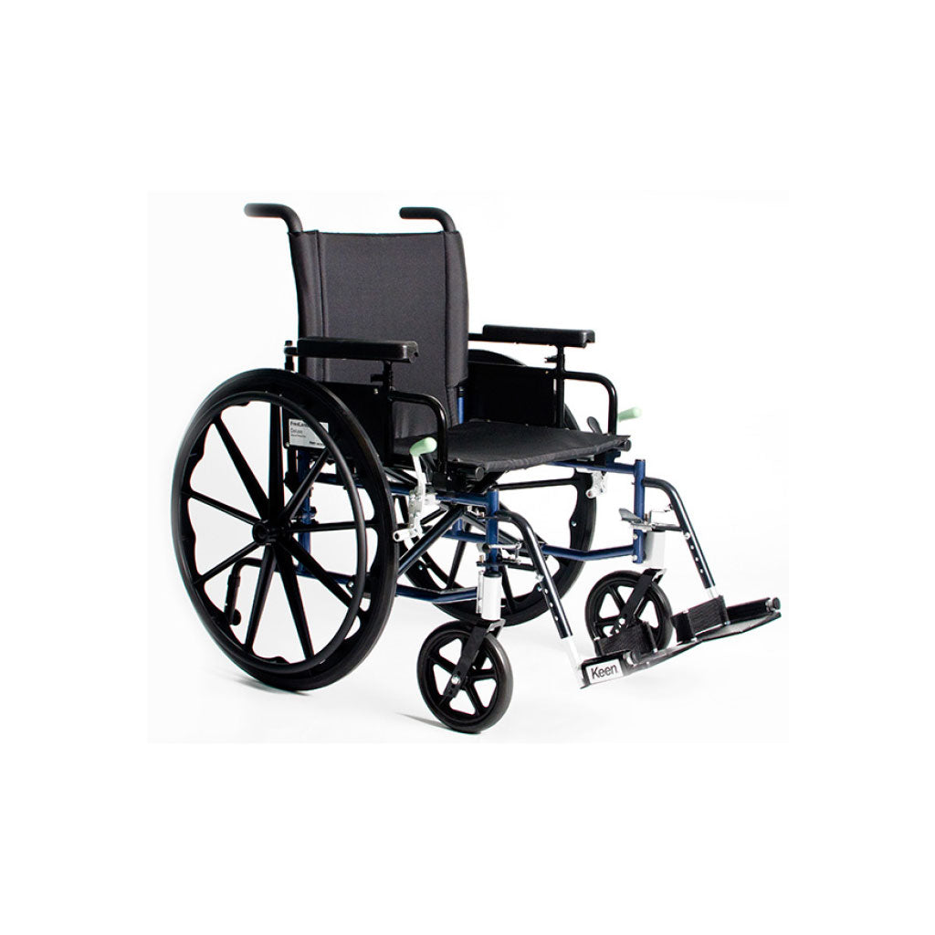 Keen FreeLander 2.0 Deluxe Light Weight Wheelchair