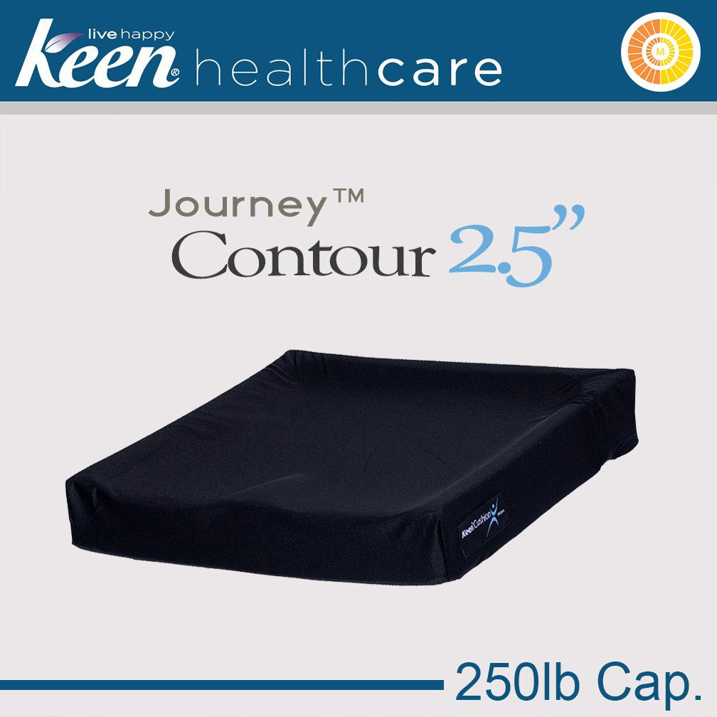 "Keen® Journey™ 2.5"" Contour Cushion"