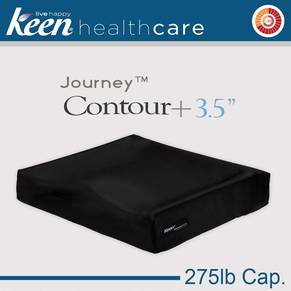 "Keen® Journey™ 3.5""  Contour Plus Cushion"