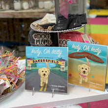 Load image into Gallery viewer, Sweet Surrender of Bakersfield carries all the Indy, Oh Indy books, along with other dog-lover gift items.