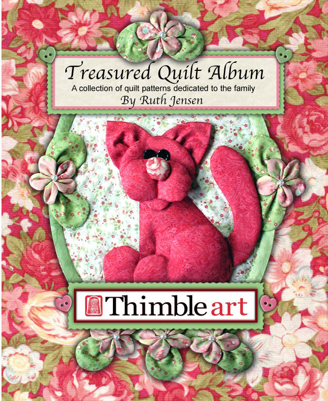 Treasured Quilt Album