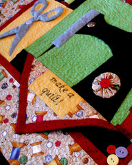 When Life Gives You Scraps...Make a Quilt
