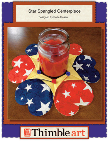 Star Spangled Centerpiece