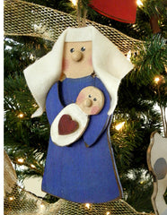 Nativity Tole Ornaments