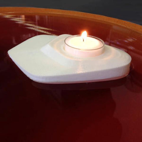 Floating Votive Candleholder