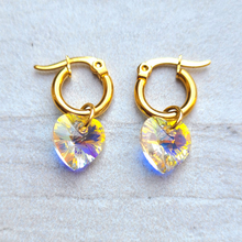 "Load image into Gallery viewer, Lexi ""Heart"" Earrings"