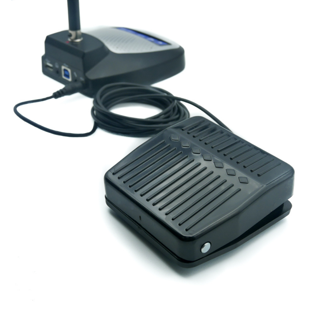 SpeechWare Foot pedal for TableMike
