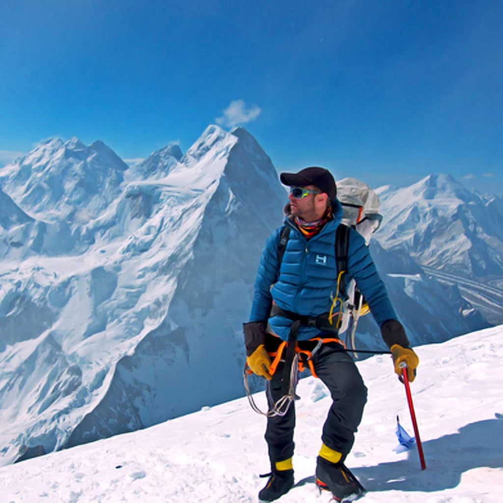 David Roeske Summits K2 In Record 19 Days, Without Supplemental Oxygen
