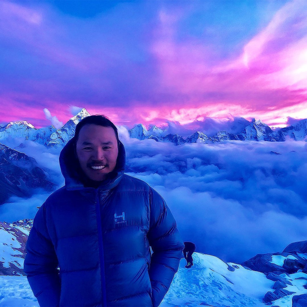 Update from Tendi Sherpa: Everest Base Camp North (Tibet)