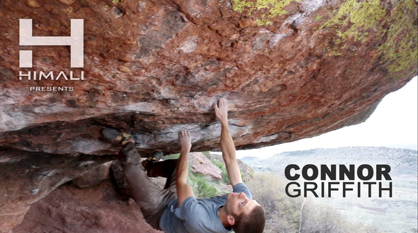 HIMALI™ athlete Connor Griffith in Bambi V12