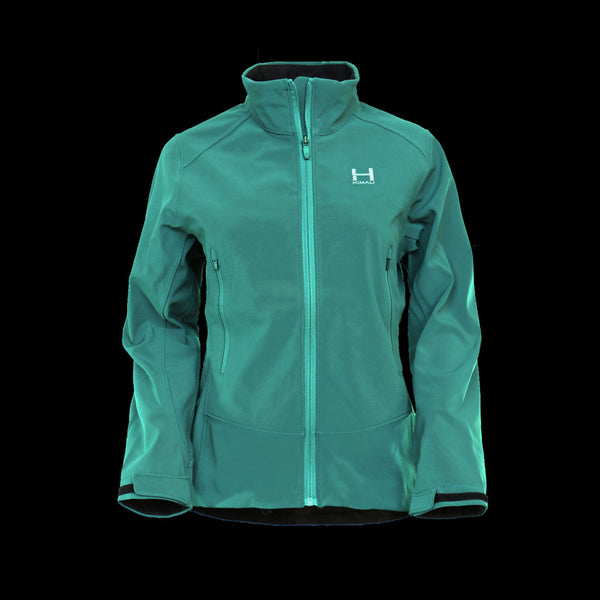 Annapurna Softshell Womens - No Hood - Mint