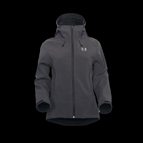 Annapurna Softshell Womens - Hooded - Deep Space