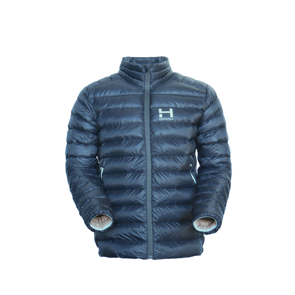 Altocumulus Down™ Jacket Non-Hooded - Mens - Blue Ice
