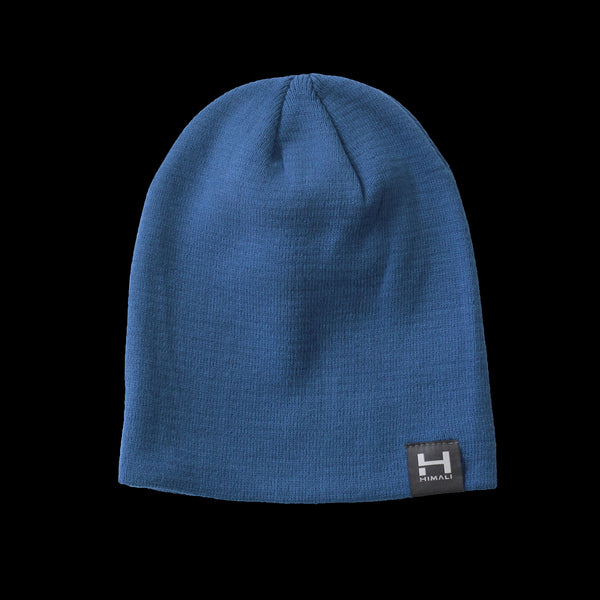 Backcountry Beanie - Blue Mineral