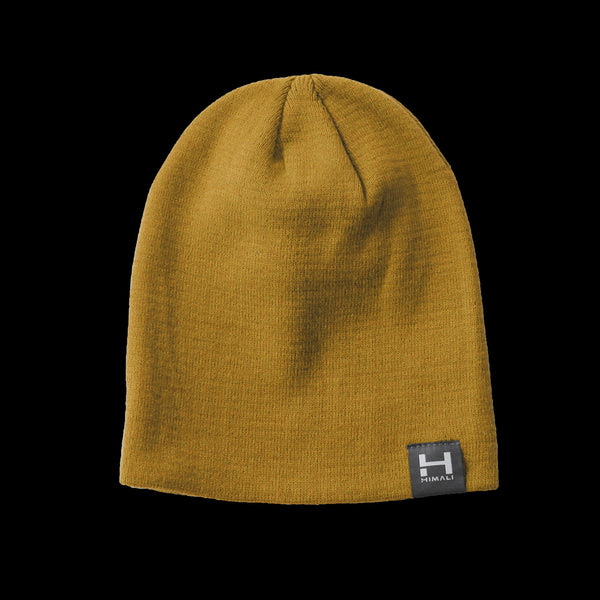 Backcountry Beanie - Mustard