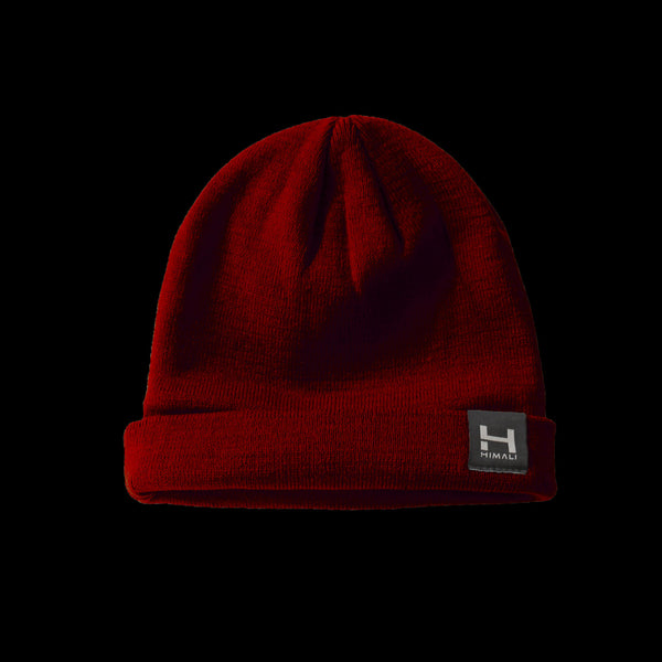 Backcountry Beanie - Monk Red