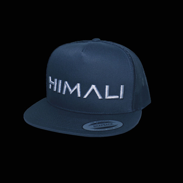 HIMALI™ Flat Bill Hat - Navy