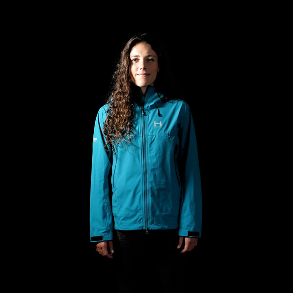 HIMALI™ Monsoon Hardshell - Womens - Pacific Blue
