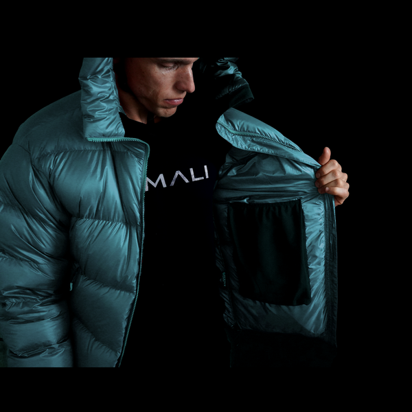 HIMALI™ Altitude Down Parka - Mens - Dark Teal