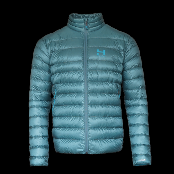 The Altocumulus Down Jacket 2.0 Men's NonHooded - Stone Blue